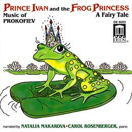 Prince Ivan and the Frog Princess